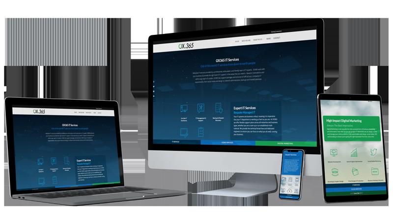 OX365 IT Support & Digital Marketing